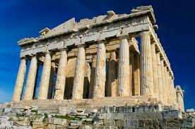 Grecia Tempio Partenone
